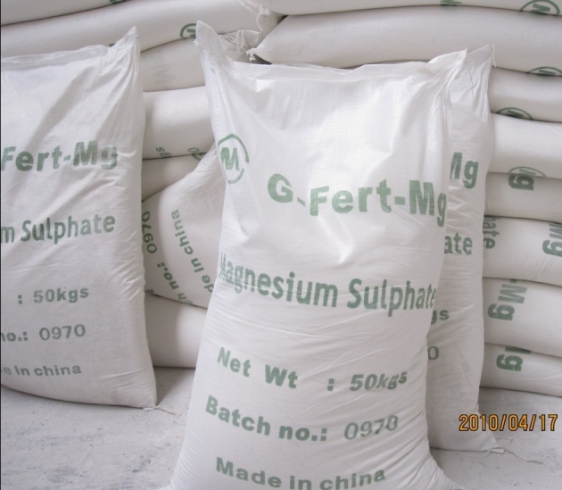 Magnesium Sulphate 1
