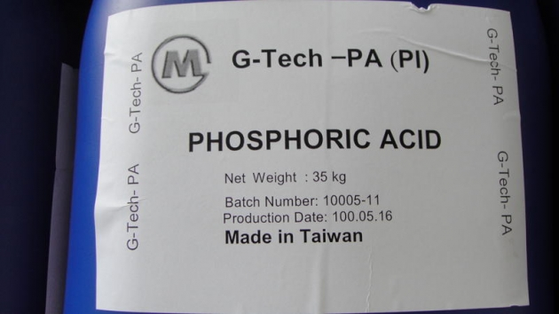 Phosphoric Acid 1